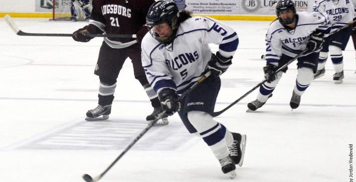 Lake Forest shuts out Women's Hockey in NCHA action
