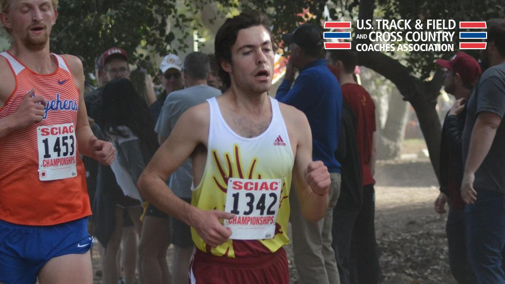 CMS: Pick Earns National Athlete of the Week Honors from USTFCCCA