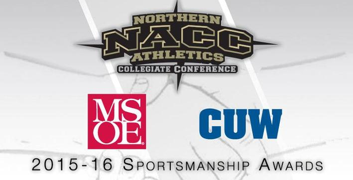 Falcons honored with NACC Women's Sportsmanship Award