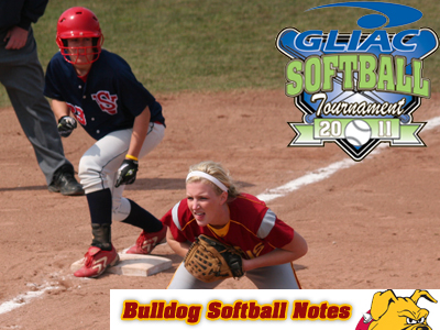 Ferris State Set For This Weekend's GLIAC Softball Tournament