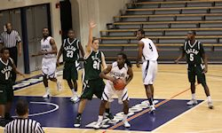 Lackawanna Men Fall to Salem CC in Post-Holiday Opener