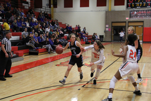Big Third Quarter Propels Lady Royals to Victory