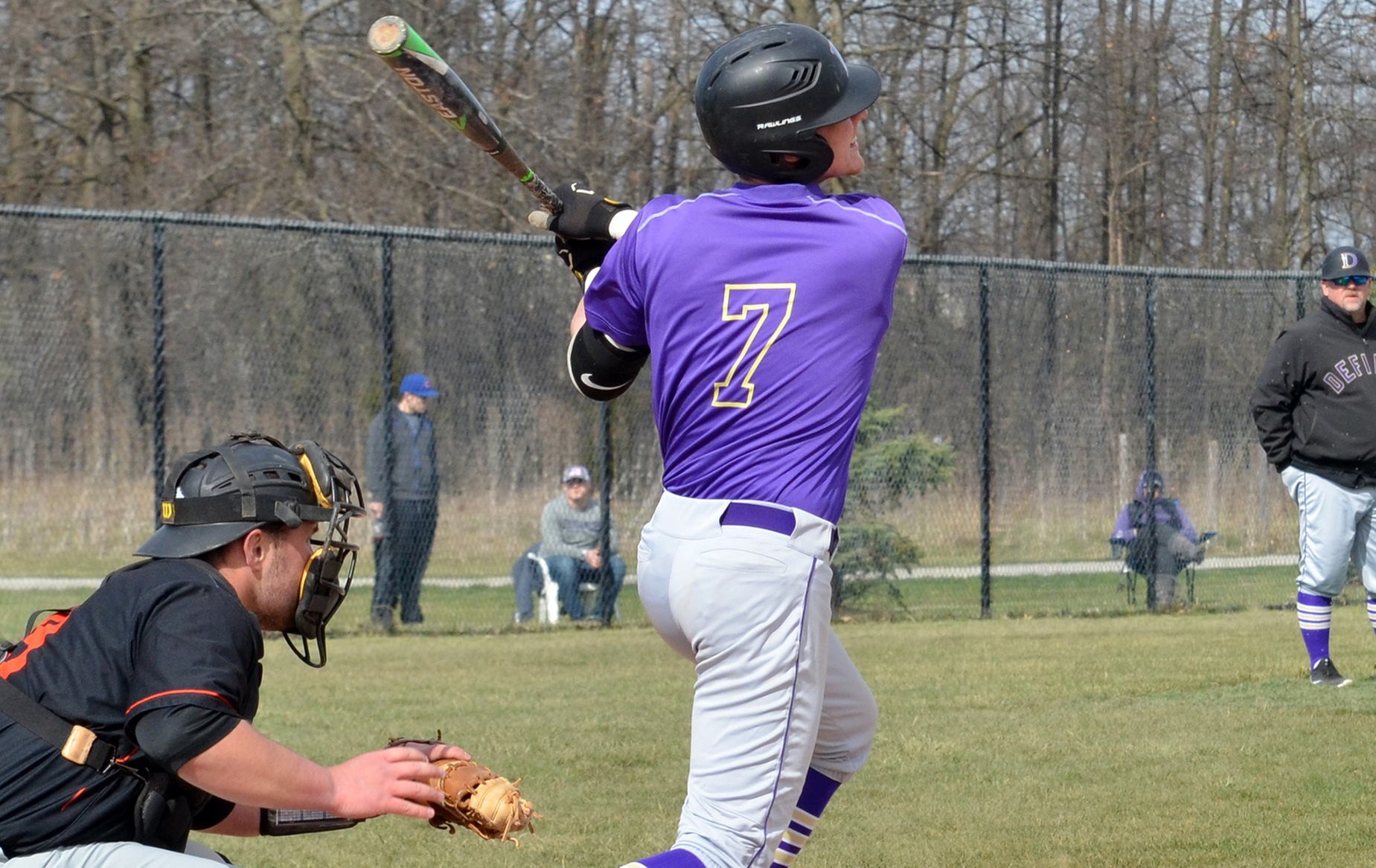 Defiance Edged by Ohio Northern