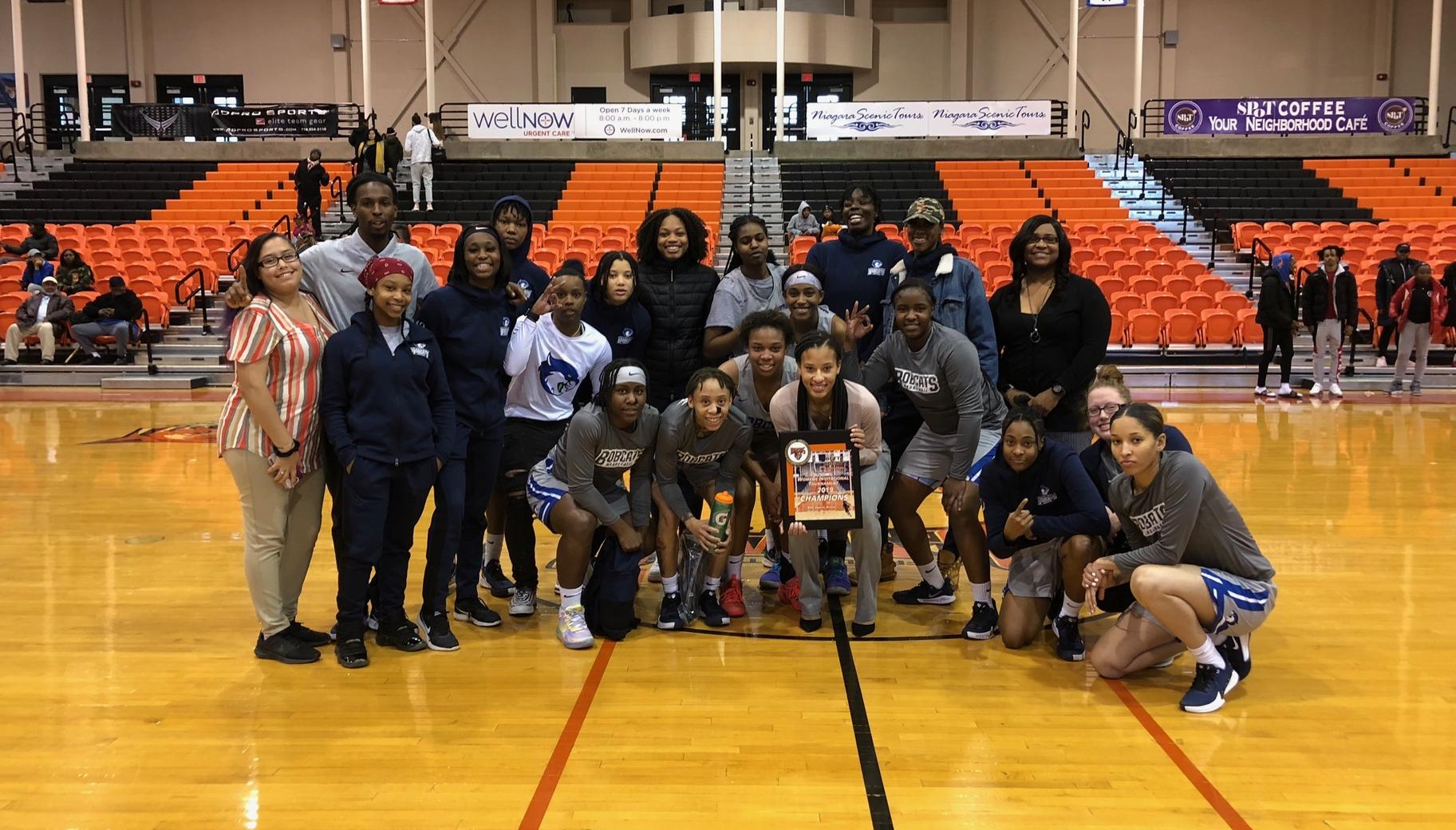 Furious Late Rally Propels Bobcats to Betty Abgott Invitational Title