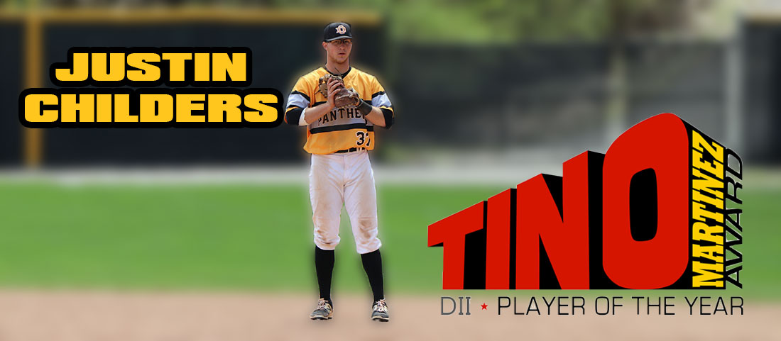 Childers Named Finalist For Division II Player Of The Year Award