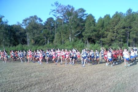 Cross Country looks to set pace at Darton Invitational