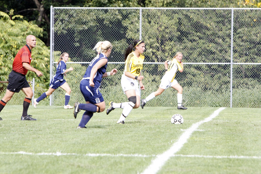 Women's Soccer advances to CC semis with 5-3 PK shootout win over Gettysburg