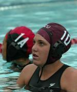 Women's Water Polo Falls to 14th-Ranked UC Davis