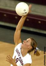 No. 14 Volleyball Hosts Huge WCC Matches