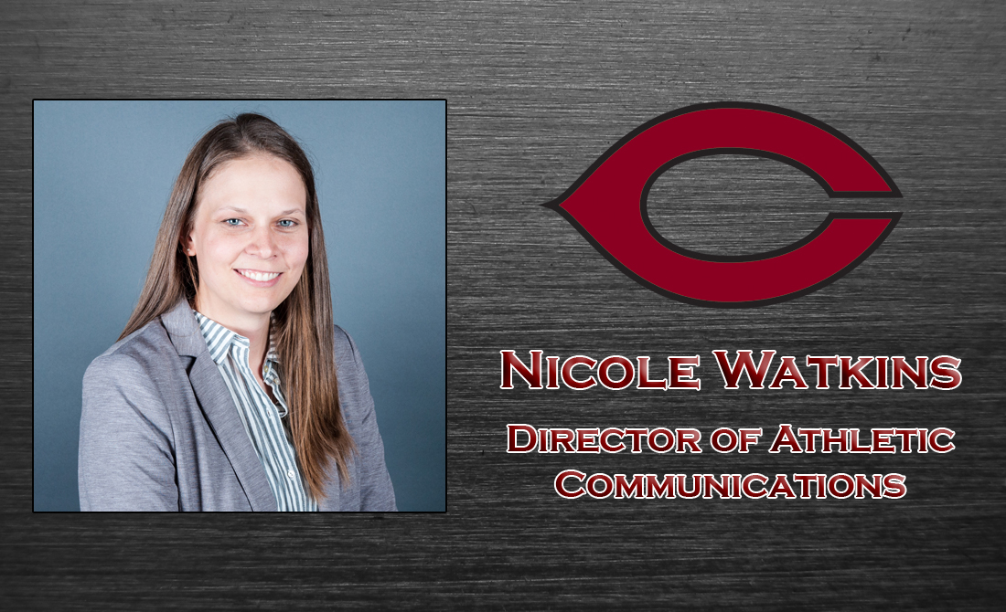Nicole Watkins hired as Director of Athletic Communications