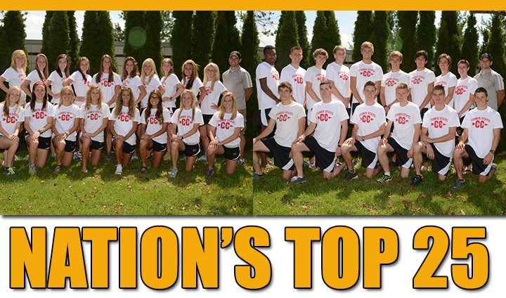 Ferris State Cross Country Teams Ranked In Nation's Top 25