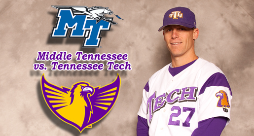 Tech hosts rival Blue Raiders Tuesday night in Bush Stadium