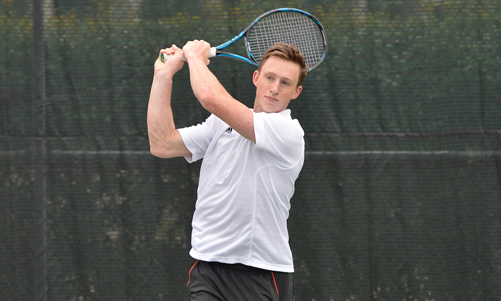 MEN'S TENNIS SEASON COMES TO AN END AT NORTHERN ARIZONA