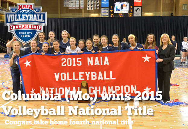 Columbia (Mo.) Wins Fourth National Title