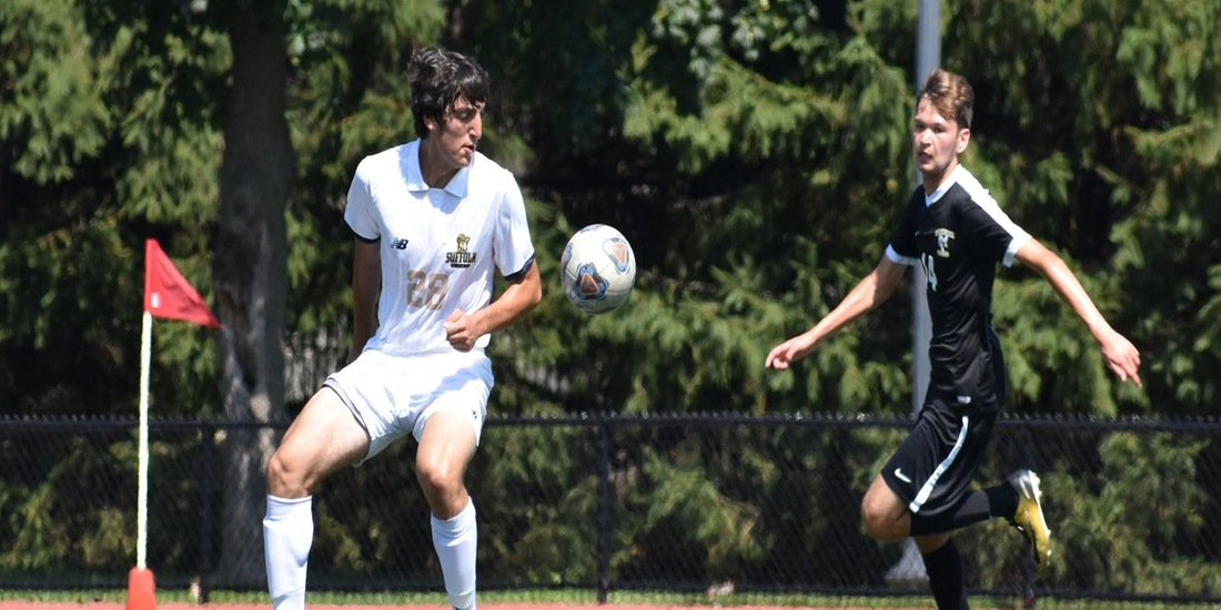 Men's Soccer Treks to Colby Sawyer Tuesday