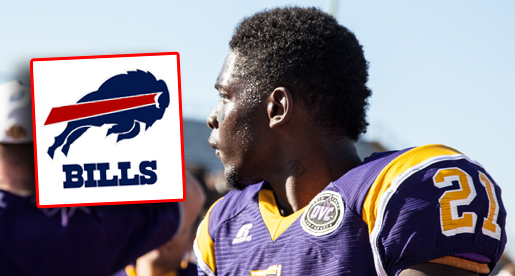 Da'Rick Rogers signs as undrafted free agent with Buffalo Bills