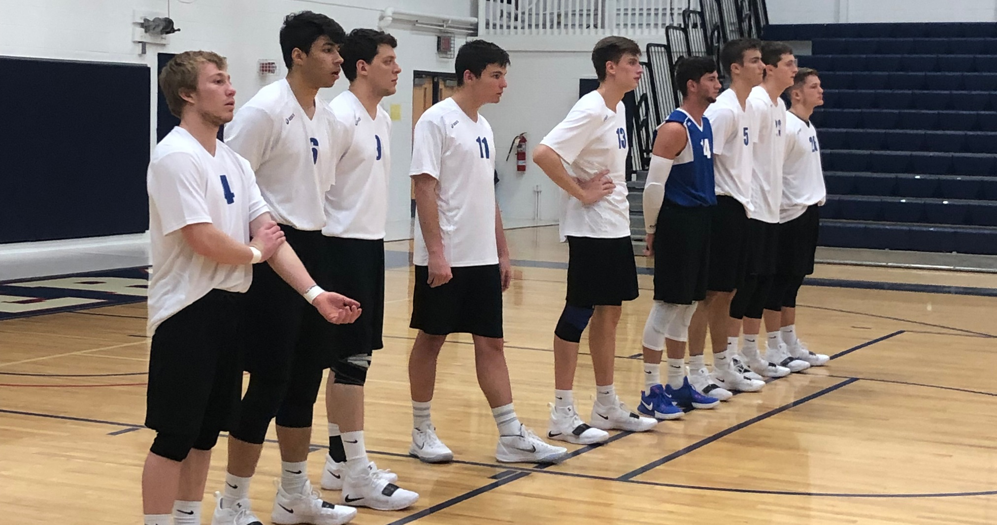 Men's Volleyball Drops Season Opener, 3-0, to Geneva
