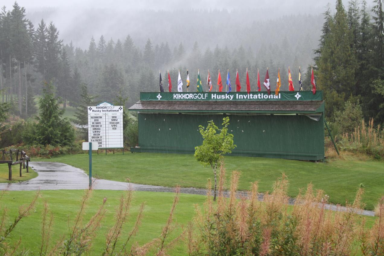 Rain Washes Out First Two Rounds of Kikkor Classic in Seattle