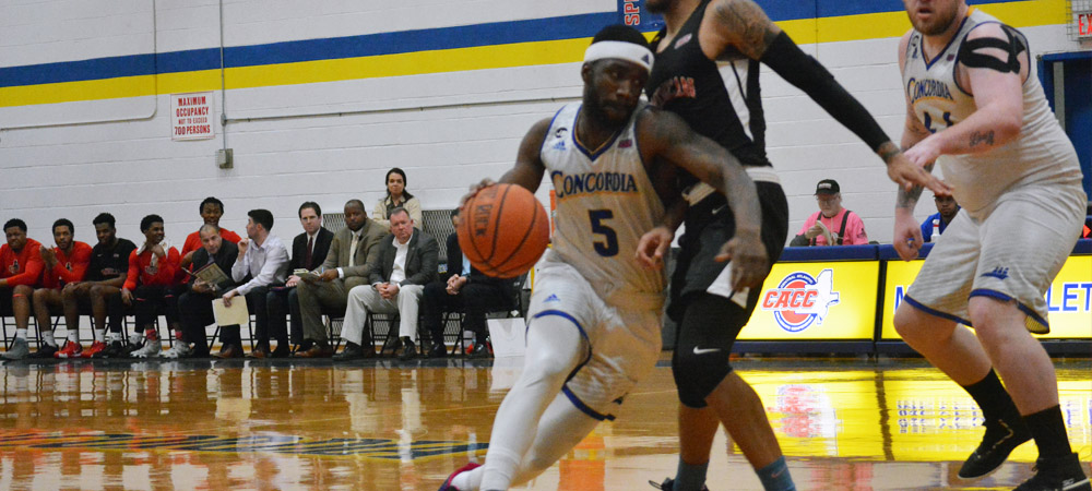 McFadden Sets Career-High For Men's Basketball In 92-83 Setback To Dominican
