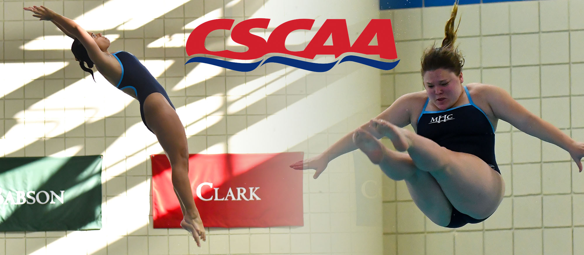 Nemivant and Kolozsvari of Swimming and Diving Selected to CSCAA Honorable Mention Scholar All-America Team