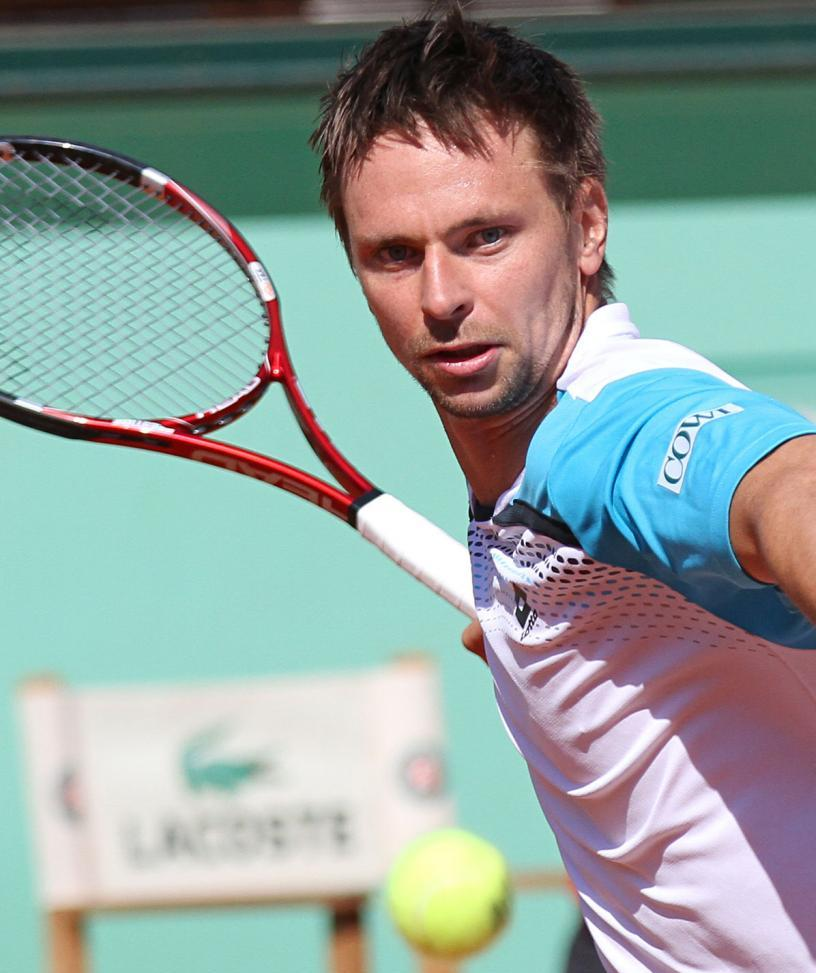 "Professional Tennis Player Robin Soderling Telling ""His Story"" in December"
