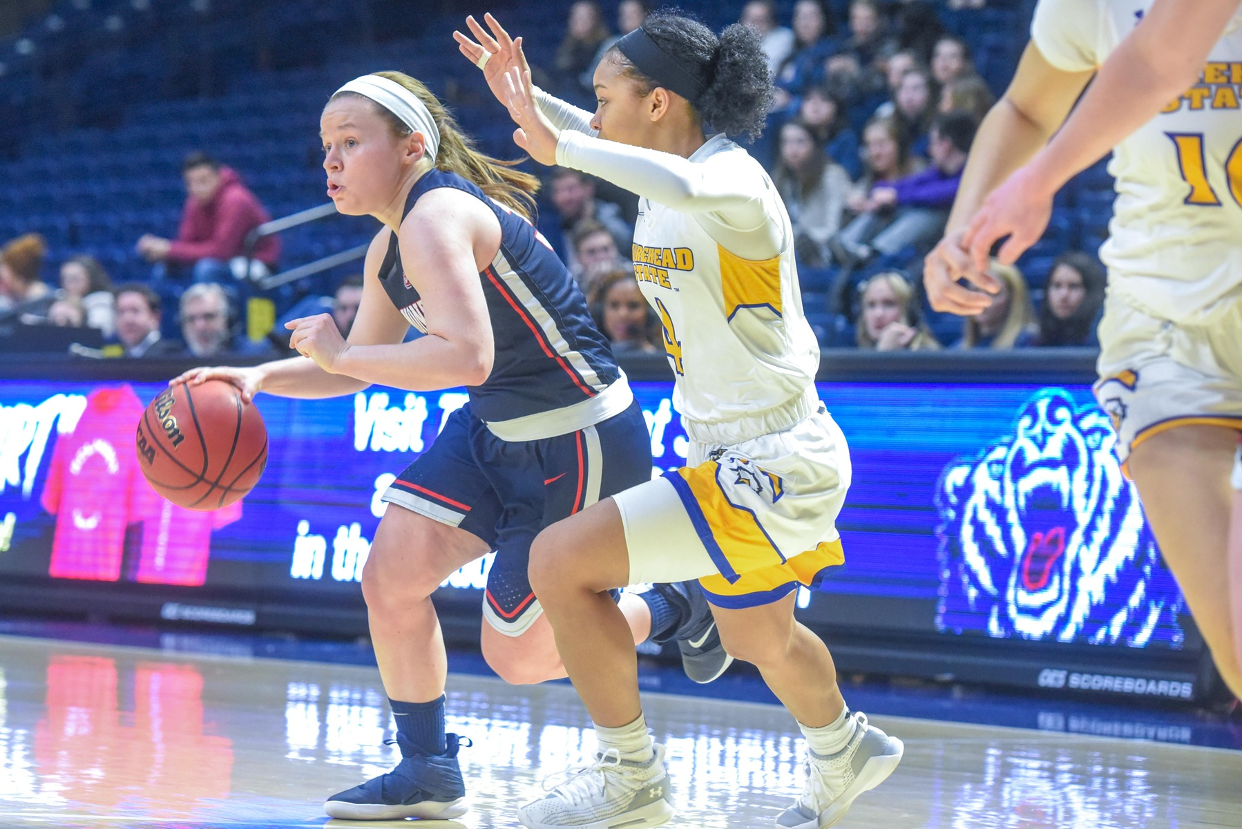 Morehead State WBB Game Preview