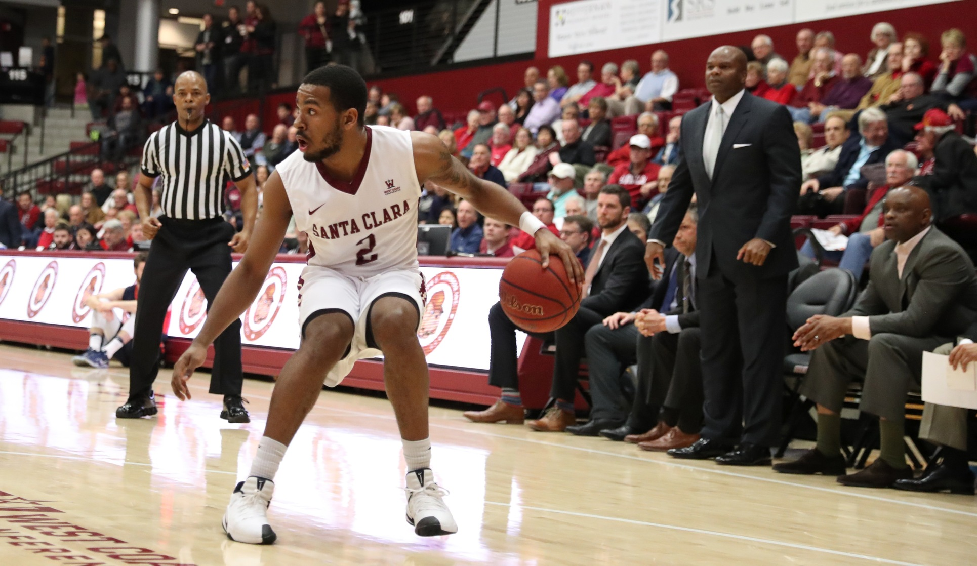 Men's Basketball Continues Three-Game Homestand Saturday Against San Diego