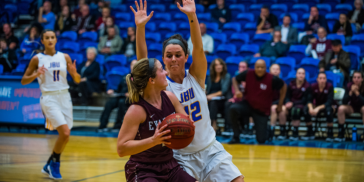 Women's Basketball Drops Overtime Rematch at John Brown 79-71