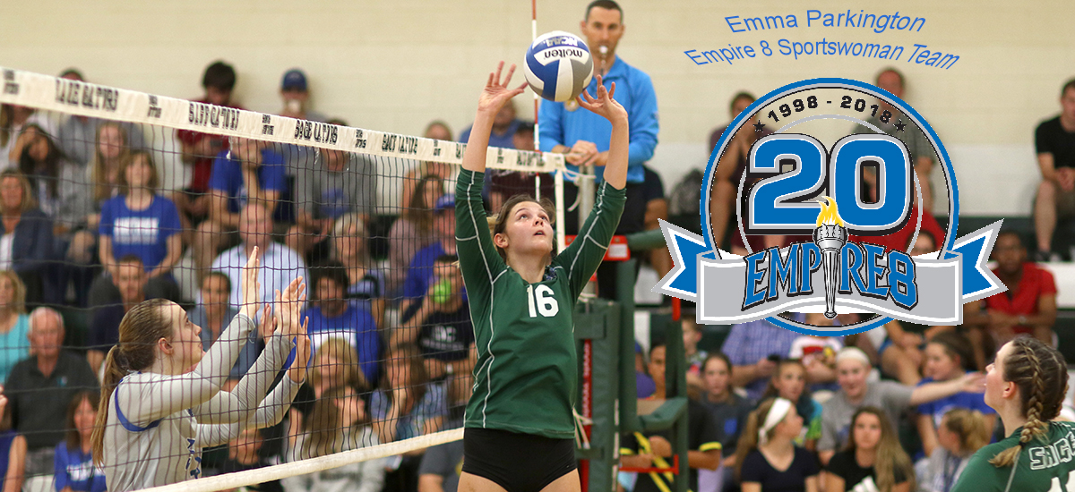 Parkinton honored with a selection to Empire 8 Sportswoman Team