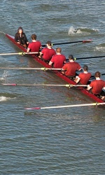 SCU Crew Races In Pac-10 Challenge This Weekend