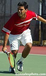 Men's Tennis Bests UC San Diego 6-1