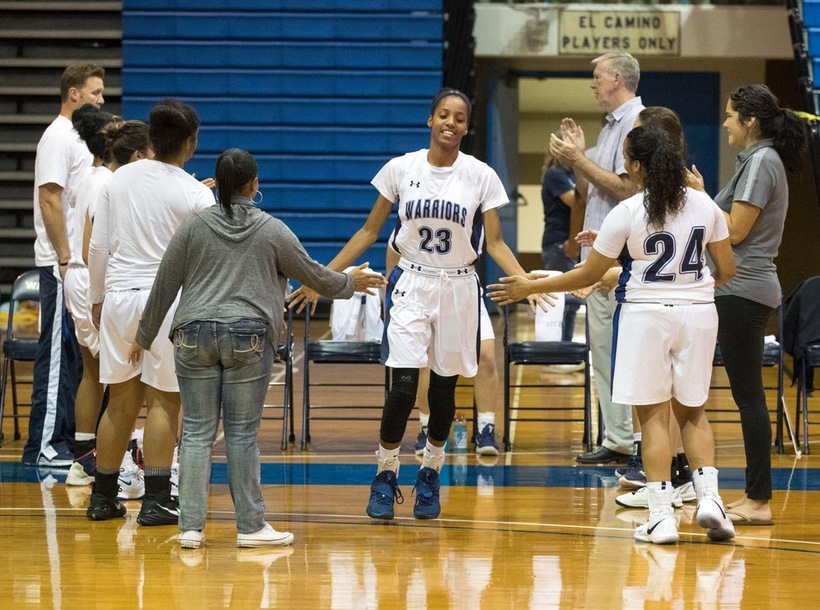 Bibb Leads the Charge as Warriors Beat Cerritos