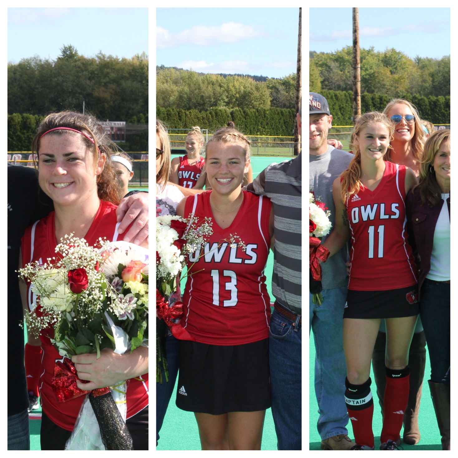Field Hockey Comeback Falls Short Against Eastern Conn. State
