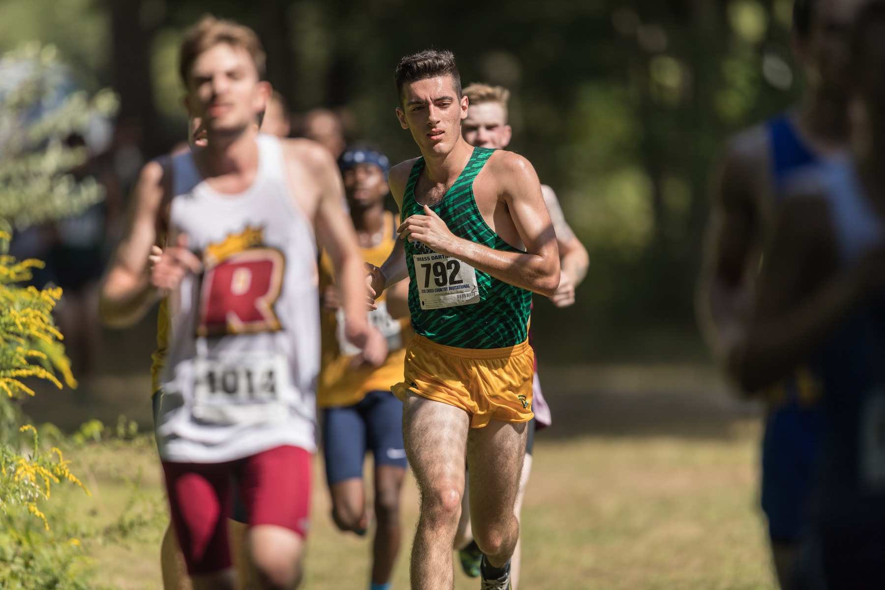 Falcons Compete At All-New England's & James Early Memorial Invite