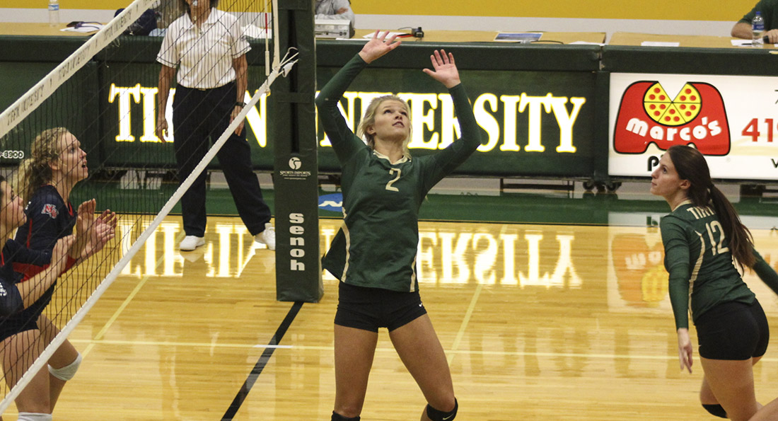 Tiffin Trounced By Truman State to Close Midwest Region Crossover