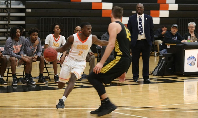 Men's Basketball Lose to Brookhaven, 59-55