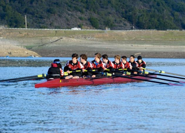 Howard Limburg Looks Back: How Crew Enriched His College Experience