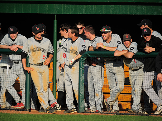 Wednesday baseball against visiting Gwynedd-Mercy canceled