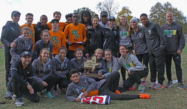 Fontal Earns All-Region as Wilmington Cross Country Teams Compete in NCAA East Regional Championships
