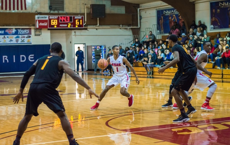 Men's Basketball Opens Conference Play with Win over Concordia
