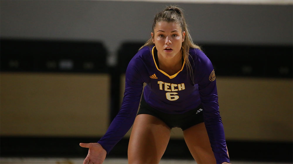 Volleyball heads to Indiana for midweek tilt against Evansville