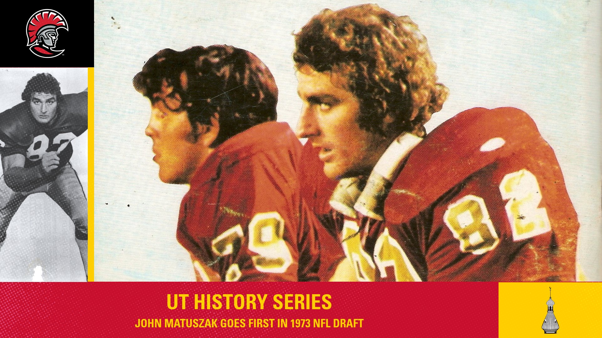 UT History Series: Tampa and Number One Overall NFL Draft Pick