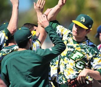 Felician Baseball Holds Steady At Ninth In Region