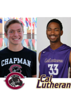 Male Athlete of the Week: Sulker-Hall & Broughton