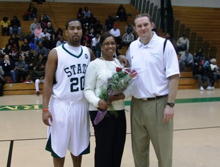Howard Scores 11 Points on Senior Night, Rams Fall to Purchase