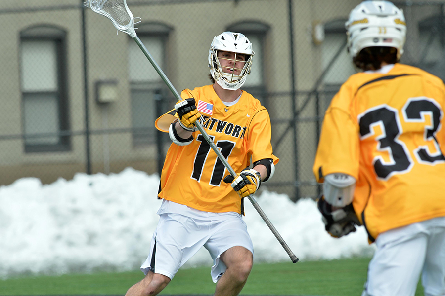 Men's Lacrosse Falls at Curry