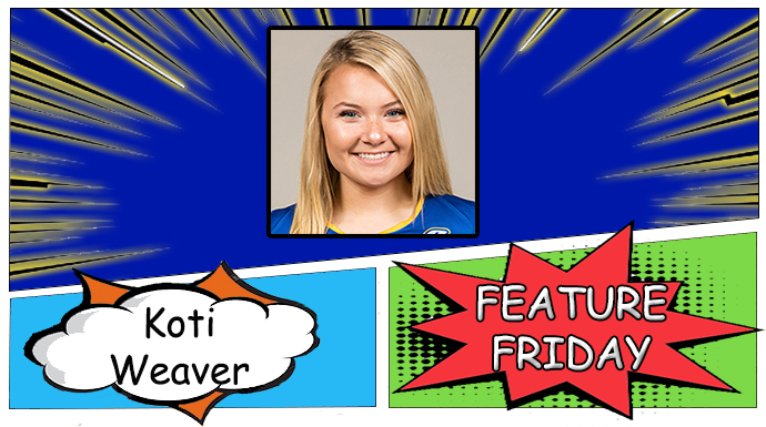 Feature Friday with Koti Weaver