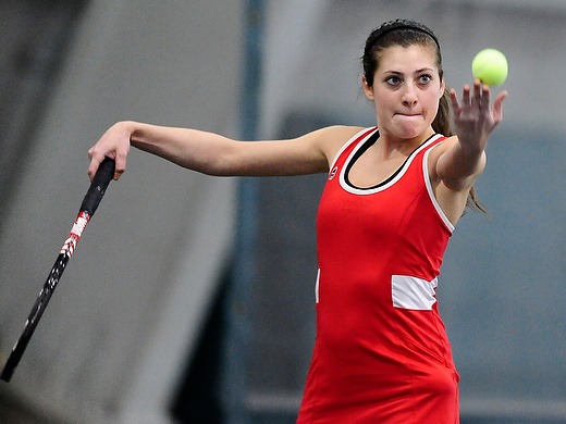 Women's tennis outlasts Wilkes