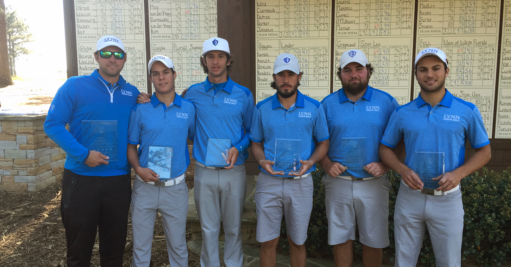 Double Victory for Men's Golf & Miranda at Bobcat Invite