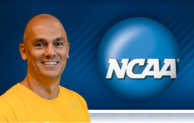 Caughlin Named to NCAA Women's Volleyball Committee